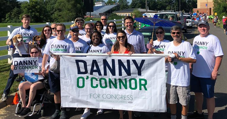 OH 12th Special Election: Aug 7 – Phone Bank for Danny O'Connor